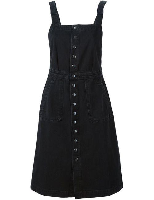 Mih Jeans   Женское Чёрный Eastman Dress