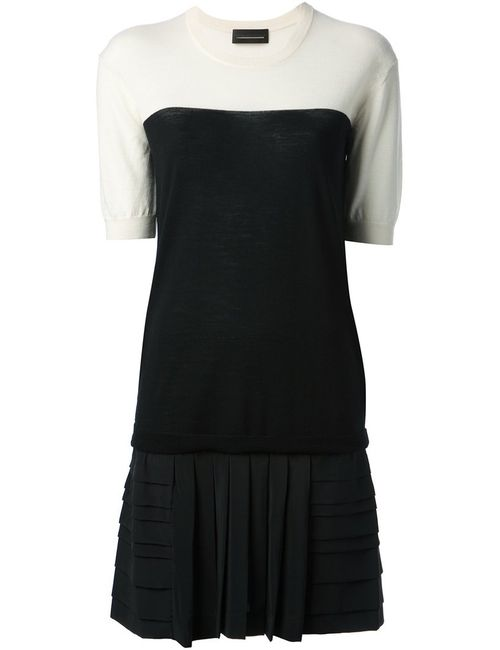 Diesel Black Gold | Женское Чёрное Платье Diro