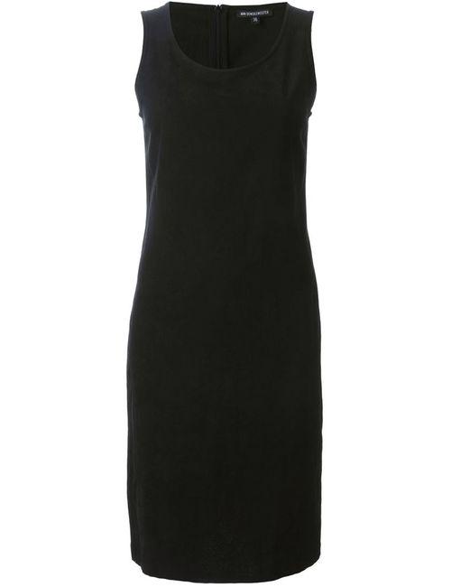 Ann Demeulemeester | Женское Чёрный Sleeveless Dress