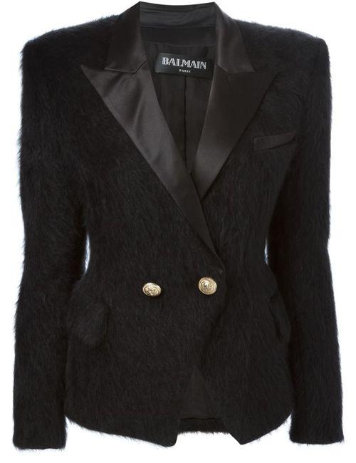 Balmain   Женское Woollen Blazer