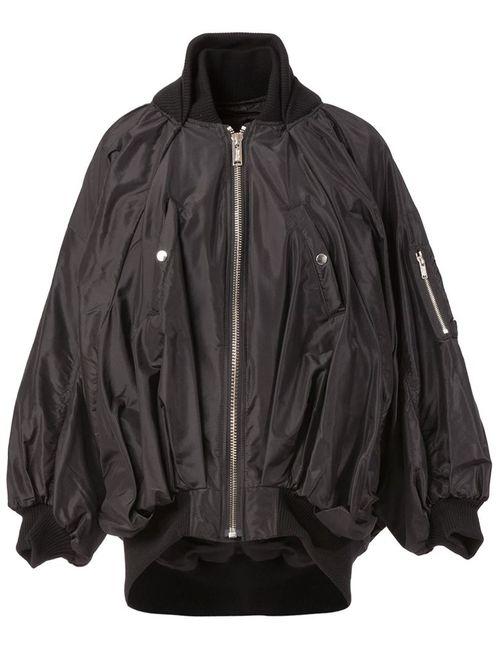 Undercover | Женское Чёрный Oversized Bomber Jacket