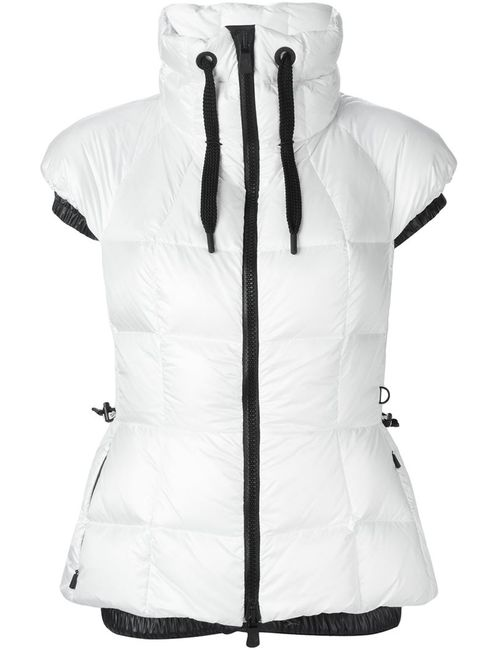Moncler Grenoble | Женское Белый Padded Short Sleeve Jacket