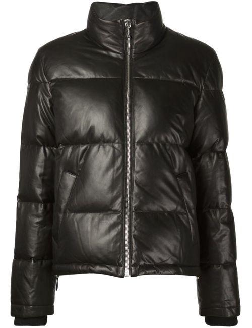 Alexander Wang | Женская Чёрная Дутая Куртка