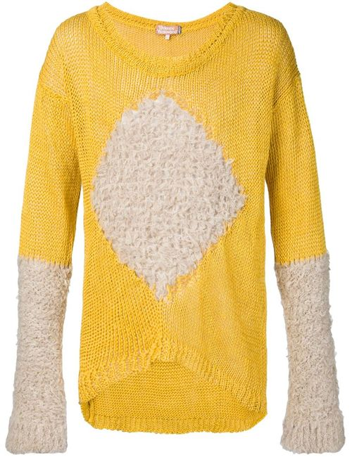 Vivienne Westwood | Женский Жёлтый Свитер George