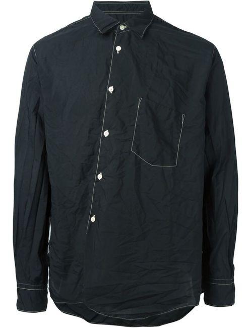 COMME DES GARCONS HOMME PLUS | Мужское Чёрный Stitched Detail Shirt