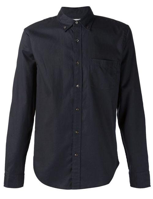 ALEX MILL | Мужское Синий Oxford School Shirt