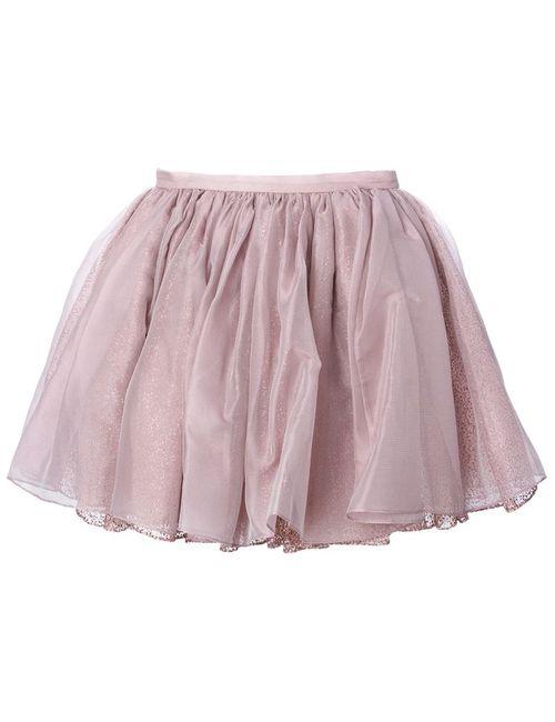 Olympia Le-Tan | Женская Розовая Балетная Юбка