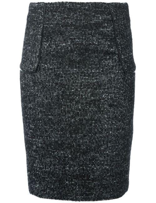 Michael Michael Kors | Женское Чёрный Tweed Pencil Skirt