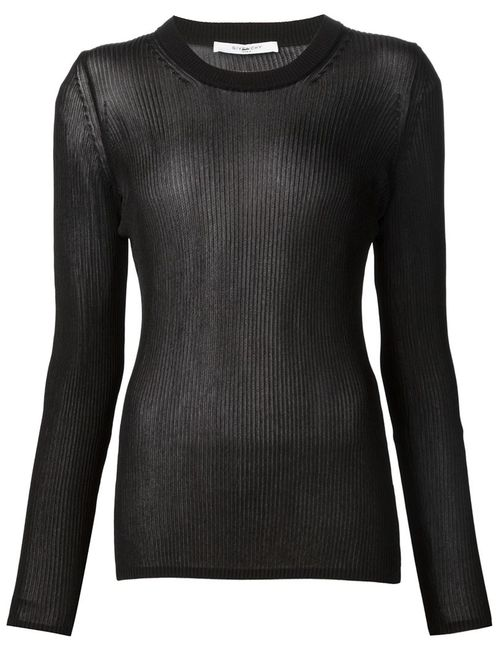 Givenchy | Женское Чёрный Lightweight Sweater