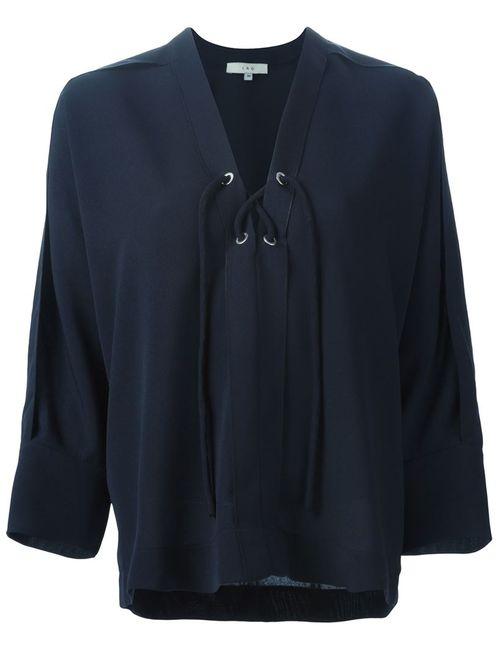 Iro | Женская Синяя Блузка Alis