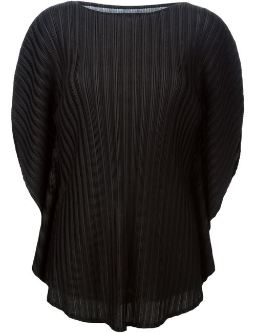 PLEATS PLEASE BY ISSEY MIYAKE | Женское Flutter Sleeve Pleated Top
