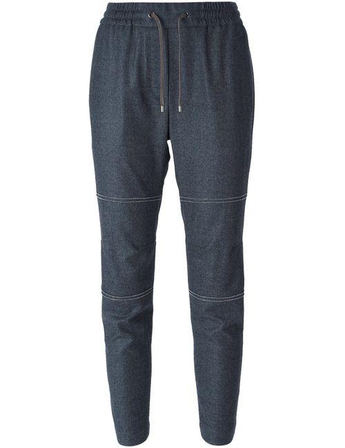 Brunello Cucinelli | Женское Серый Drawstring Waist Trousers