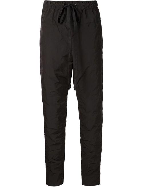 Vera Wang   Женское Чёрный Drawstring Track Pants