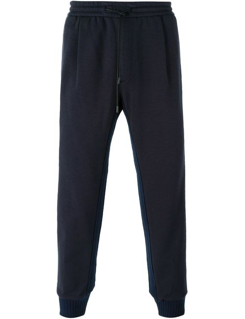 JUUN.J | Мужское Синий Tapered Track Pants