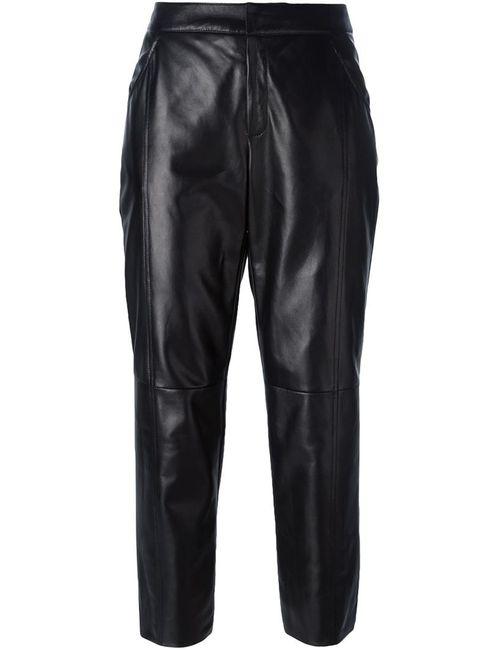 Drome | Женское Черный Cropped Trousers