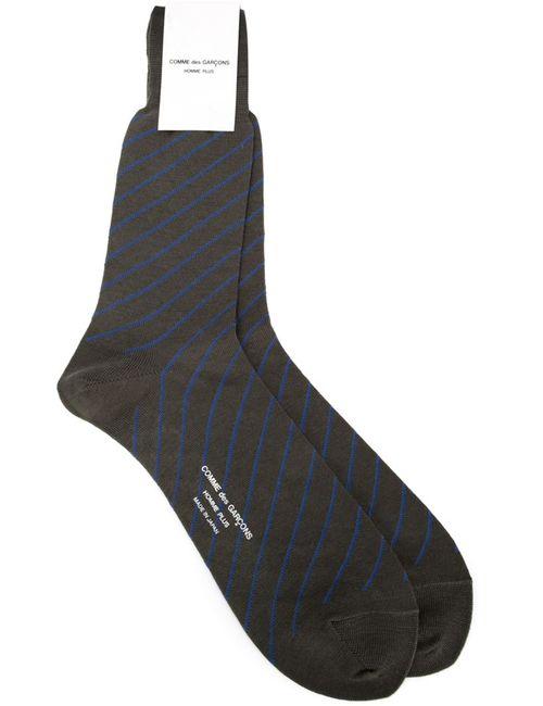 COMME DES GARCONS HOMME PLUS | Striped Socks