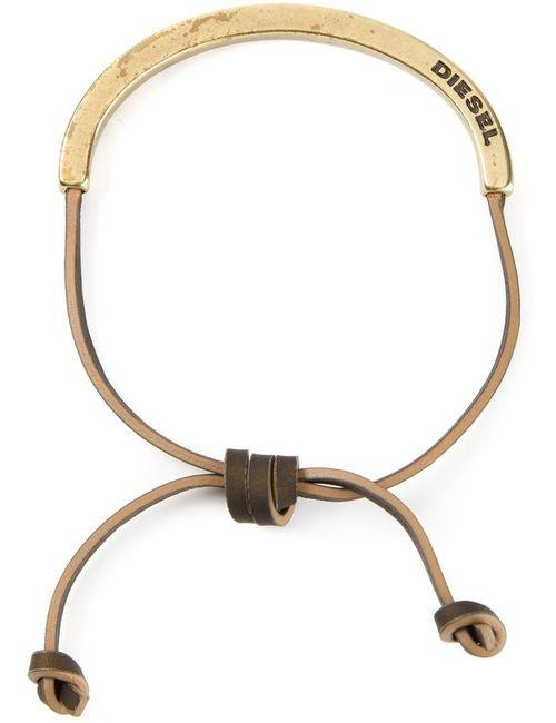 Diesel | Женское Коричневый Aswet Bracelet