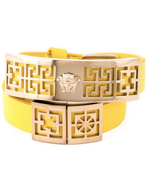 Versace | Женское Желтый Greek Bracelet