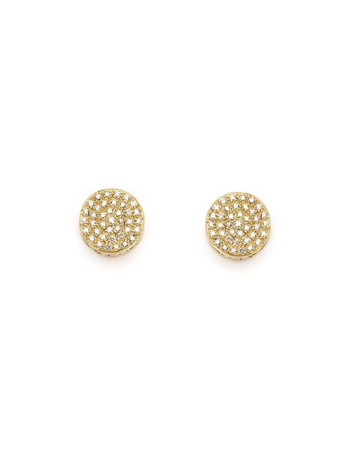 Ileana Makri | Женское Желтый Eclipse Diamond Earrings