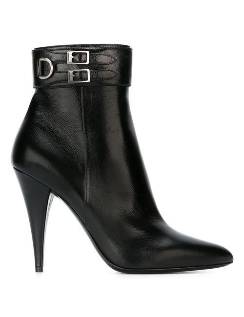 Saint Laurent | Женское Черный French Boots