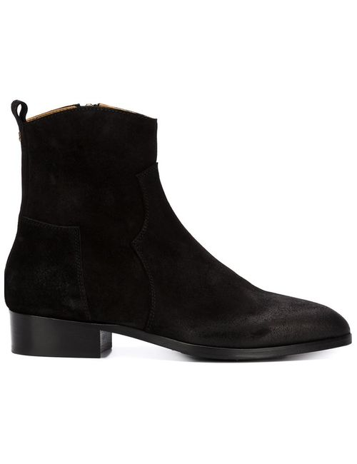 BUTTERO® | Чёрный Classic Ankle Boots