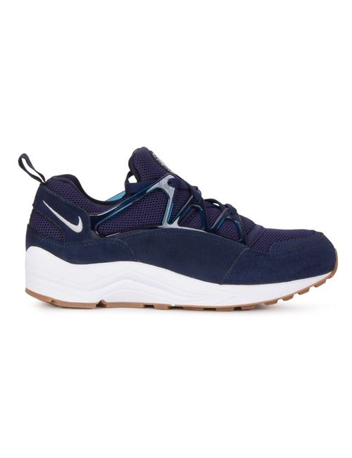 Nike | Женские Синие Кроссовки Air Huarache Light