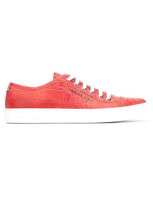 Philipp Plein | Мужское Красный Believe Sneakers