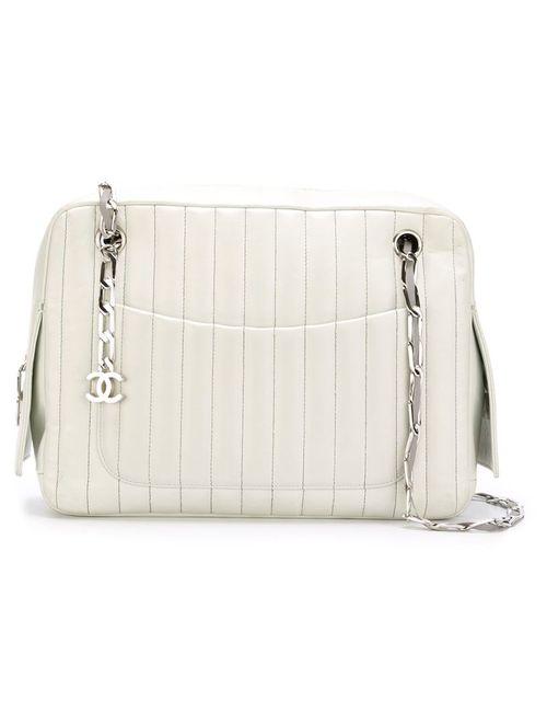 Chanel Vintage | Зелёный Mademoiselle Tote