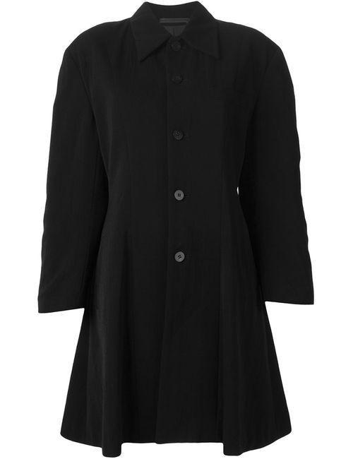 Comme Des Garcons | Женское Черный Пальто На Пуговицах