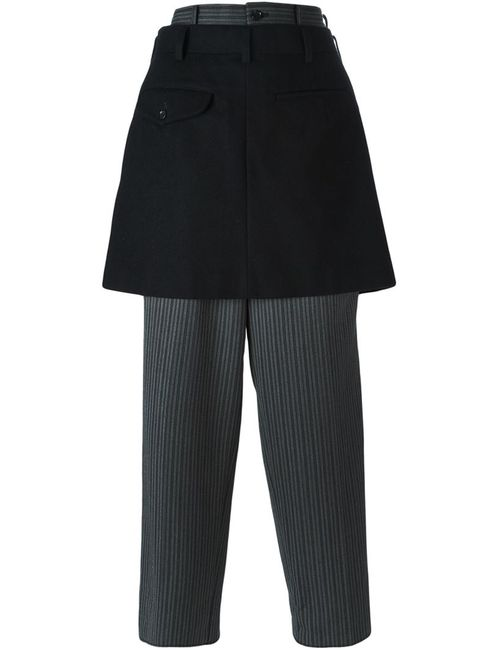 Comme Des Garcons | Серый Skirt And Trouser Combo