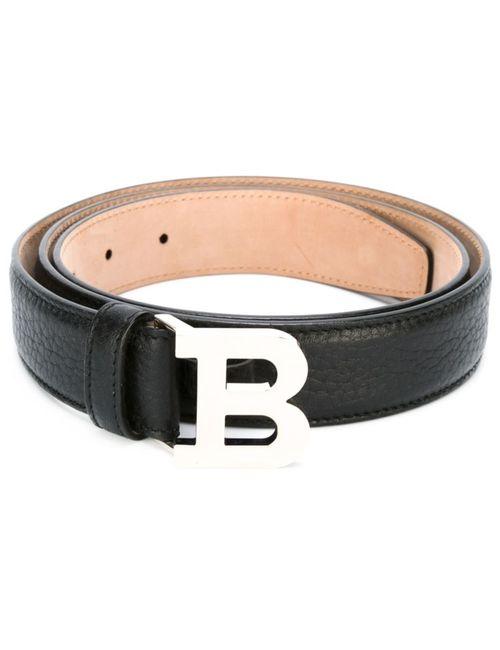 Bally | Женское Чёрный Logo Buckle Belt
