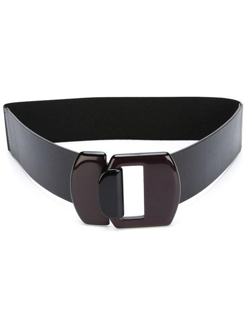 Marni | Чёрный Hook Fastening Belt