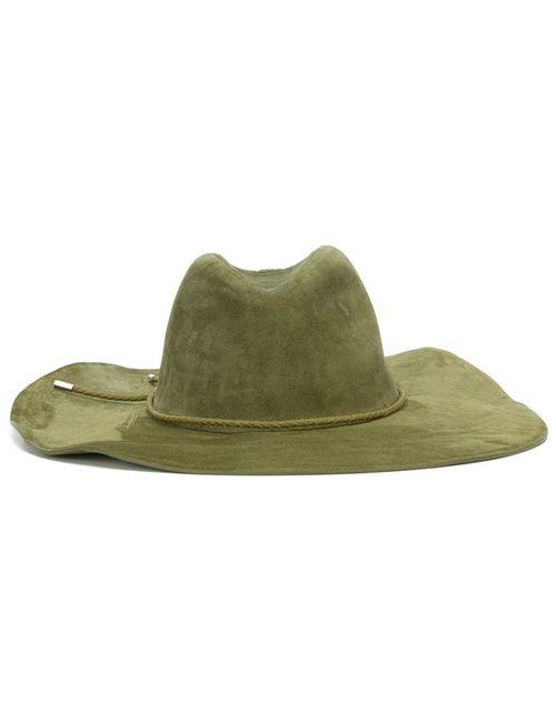 Emilio Pucci | Женское Зелёный Wide Brim Hat