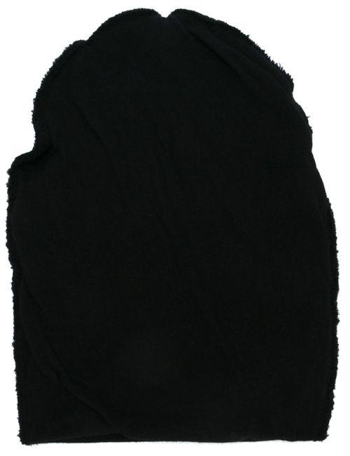 Forme D'Expression | Чёрная Свободная Шапка-Бини