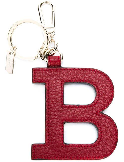 Bally   Красный Logo Keyring