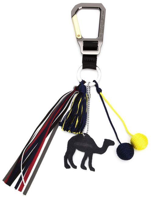 Yoshio Kubo | Чёрный Camel Keyring