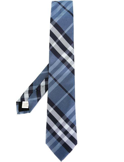 Burberry | Мужское Синий Nova Check Tie
