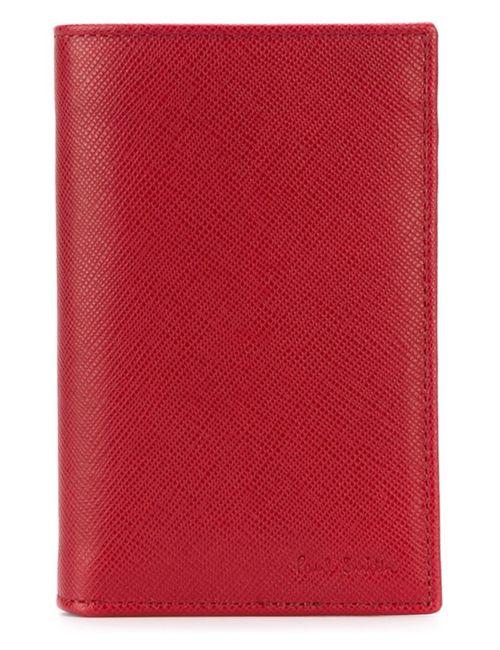 Paul Smith | Красный Foldover Wallet