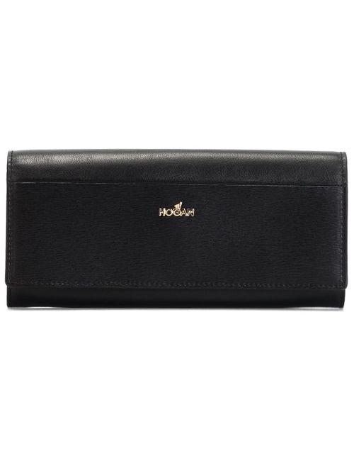 Hogan | Чёрный Foldover Wallet