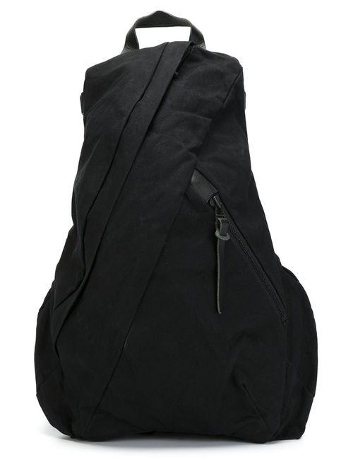 THE VIRIDI-ANNE | Женский Чёрный Рюкзак На Молнии
