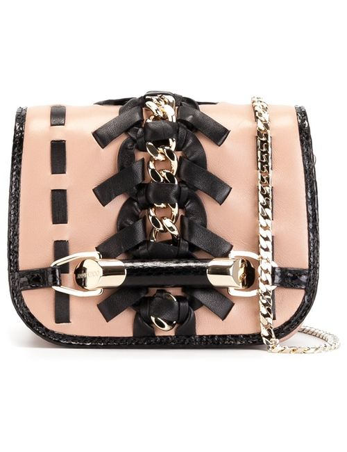 Jimmy Choo | Женское Розовый Zadie Cross Body Bag