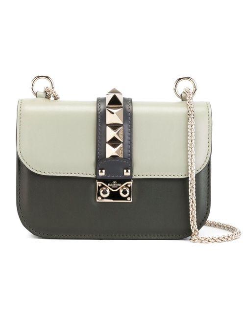 Valentino Garavani | Женское Зелёный Glam Lock Shoulder Bag