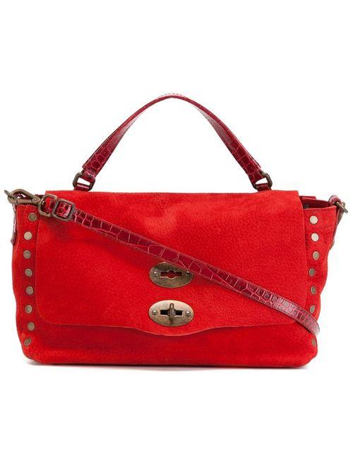 ZANELLATO | Женское Красный Small Postina Satchel