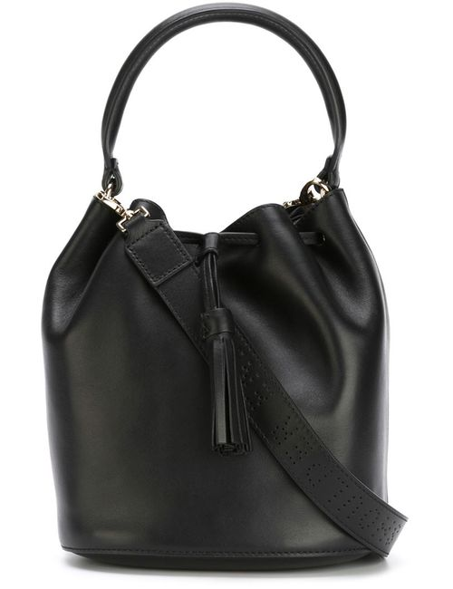 Anya Hindmarch | Женское Чёрный Vaughan Bucket Bag