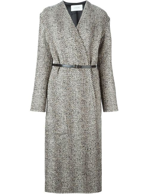 LEMAIRE | Женское Long Belted Wrap Coat