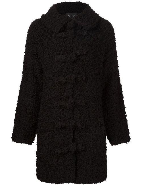Yohji Yamamoto | Женское Чёрный Loop Knit Coat