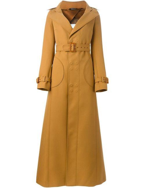 Maison Margiela | Женское Пальто С Поясом