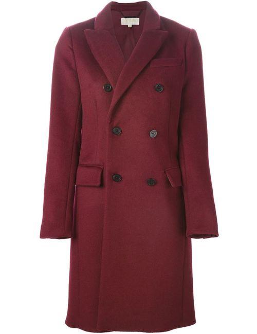 Michael Michael Kors | Женское Красное Двубортное Пальто