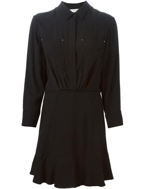 Iro | Женское Черный Платье-Рубашка Althia