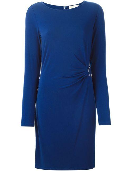 Michael Michael Kors | Женское Синий Gathered Jersey Dress